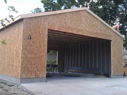 garage cover small