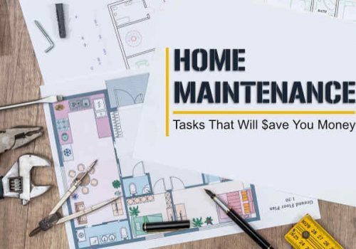 Monthly Home Maintenance